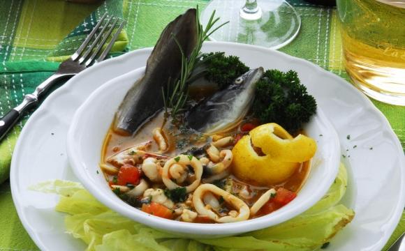 Les 5 spécialités à déguster en Amérique du Sud - La soupe de congre au Chili, un régal