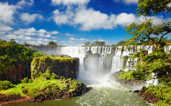 Les 10 plus beaux paysages du Brésil - Chutes d'Iguazú