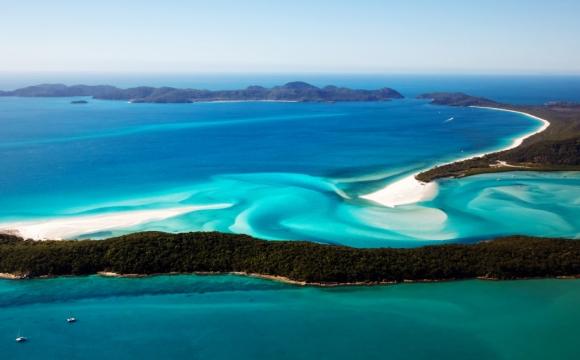 Les 15 plus belles croisières au monde - Croisière sur les Iles Whitsunday