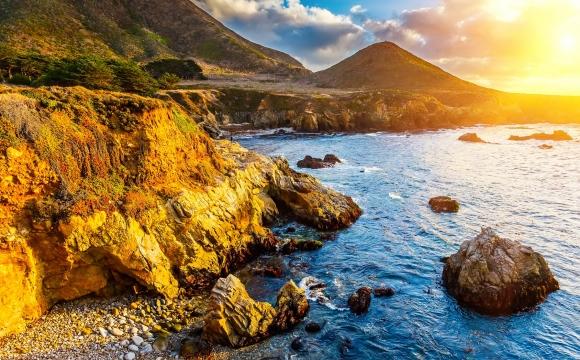 Les 10 plus belles falaises du monde - Falaise de Big Sur