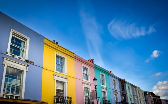10 activités gratuites à faire à Londres - Chinez au marché de Portobello Road