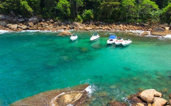 Les 10 plus beaux paysages du Brésil - Ilha Grande