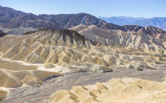 Les 15 plus beaux paysages des Etats-Unis - Vallée de la mort
