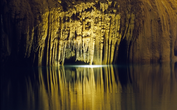 Les 10 plus belles grottes du monde - Grotte de Jeita