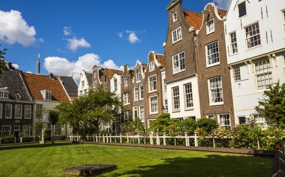 10 activités gratuites à faire à Amsterdam - Begijnhof, retour au XIVe siècle