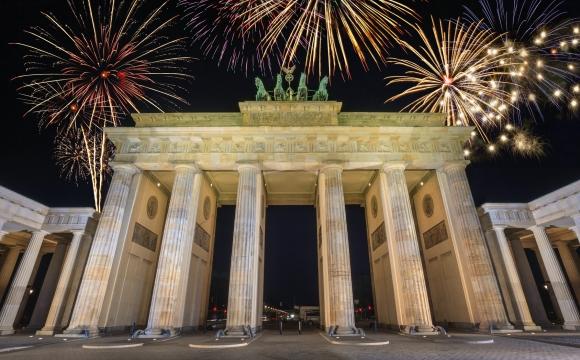 Les 10 plus beaux feux d'artifice du monde - Berlin