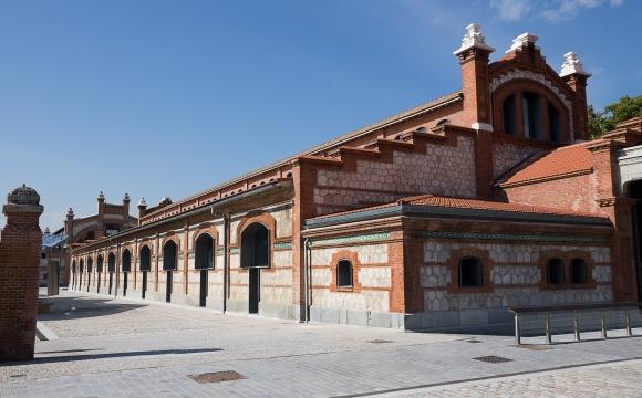 10 activités gratuites à faire à Madrid - Design, lecture et télévision au Matadero