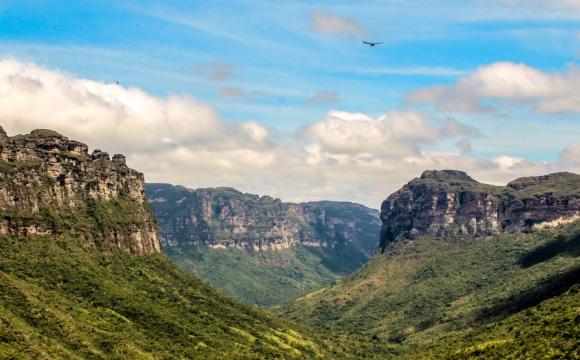 Les 10 plus beaux paysages du Brésil - Le Parc National de la Chapada Diamantina