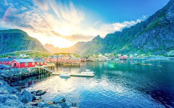 10 destinations qui donnent envie de tout plaquer - La Norvège