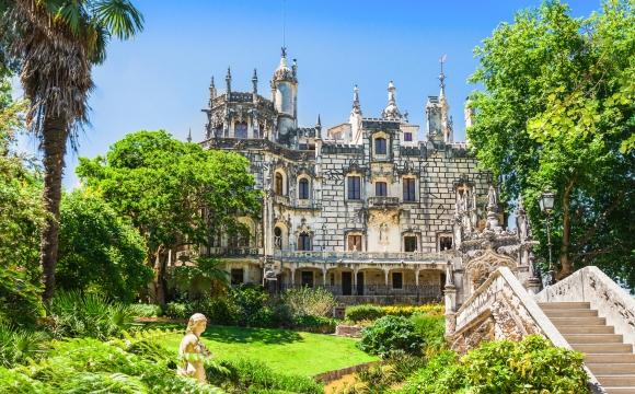 Les 10 plus beaux paysages du Portugal - Le Palais de la Regaleira, Sintra