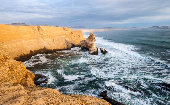 Les 10 plus belles falaises du monde - Les falaises de Paracas