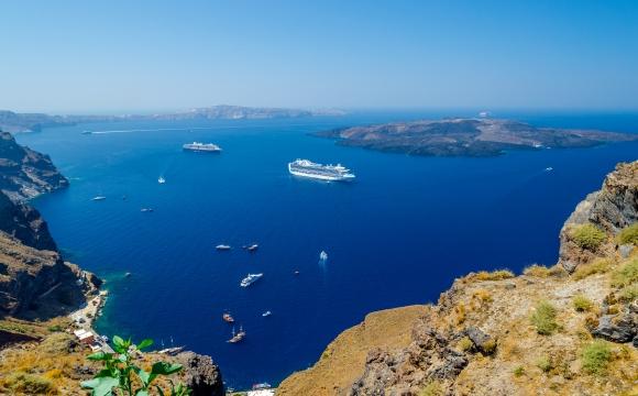 Activités à faire à Santorin - Explorer le fond des mers