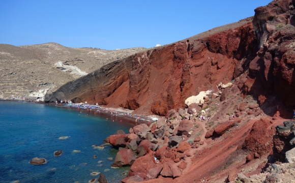 Activités à faire à Santorin - Découvrir l'île en randonnée