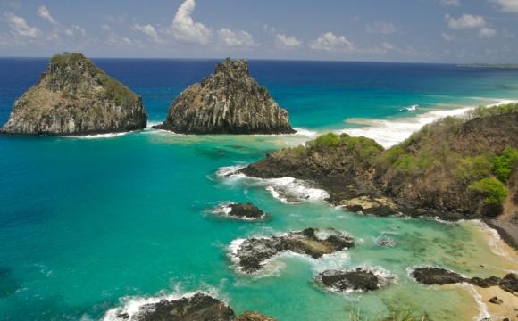 Les 10 plus beaux paysages du Brésil - Baia do Sancho, Fernando de Noronha