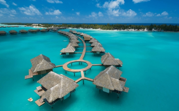 10 hôtels à tester au moins une fois dans sa vie  - Le Four Season, Bora Bora