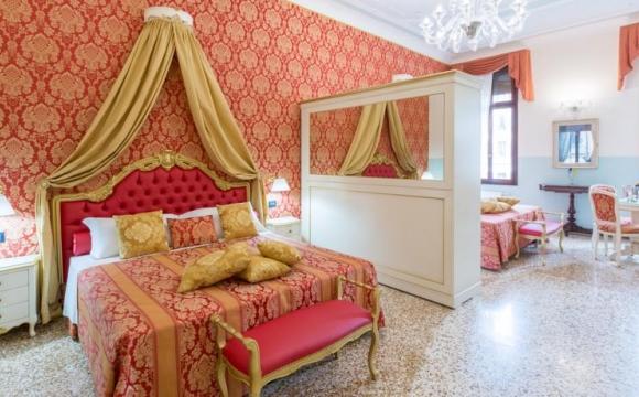 10 hôtels romantiques à Venise - Le Friendly Venice Suites