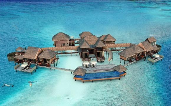 10 hôtels aux Maldives qui font rêver  - Epoustoufflant Gili Lankanfushi