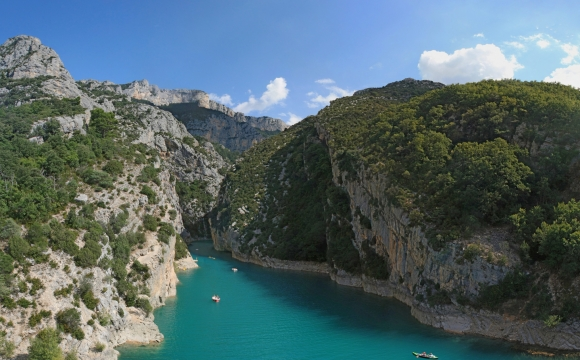 10 visites inratables sur la Côte d'Azur - Les Gorges du Verdon