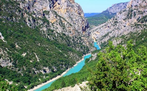 Les 10 plus beaux canyons du monde  - Les gorges du Verdon