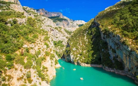 Les 12 plus belles plages du Sud Est de la France - Les plages des Gorges du Verdon