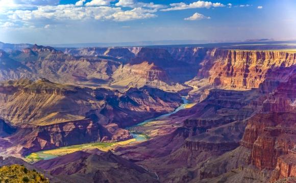 Les 10 plus beaux canyons du monde  - Grand Canyon