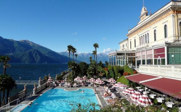 10 hôtels romantiques en Italie - Le lac de Côme