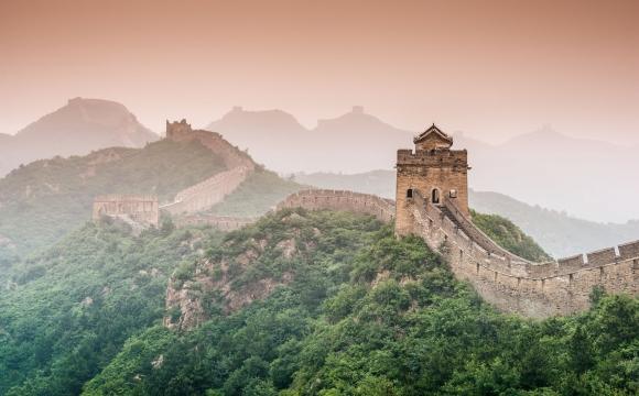 Quelles sont les 7 nouvelles merveilles du monde ? - La Grande Muraille de Chine