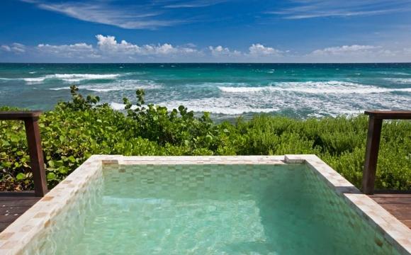 8 hôtels où l'on aimerait vivre à l'année - Hôtel Biras Creek dans les Iles Vierges britanniques