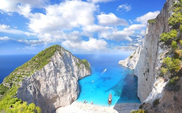 Les 10 plus belles falaises du monde - Falaises de Zakynthos