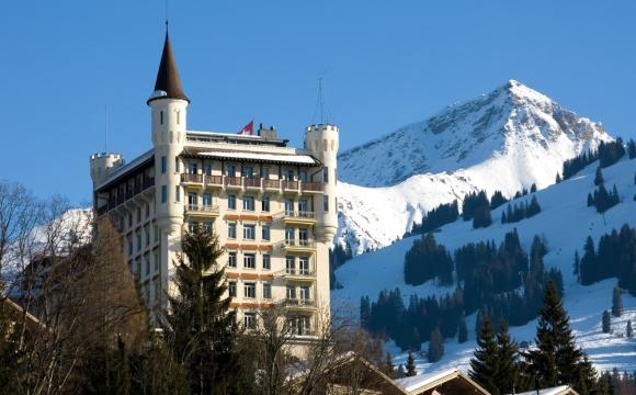 Les 5 plus beaux domaines skiables du monde - Gstaad, Suisse