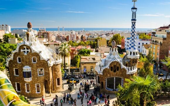 10 destinations romantiques pour les fêtes - Barcelone
