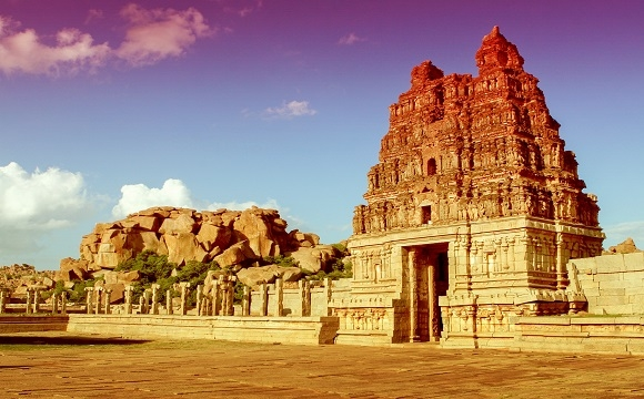 10 destinations tendances en 2017 - Hampi