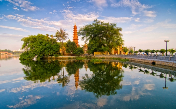 Top 5 des destinations tendances en 2017 selon Booking  - Hanoï, Vietnam