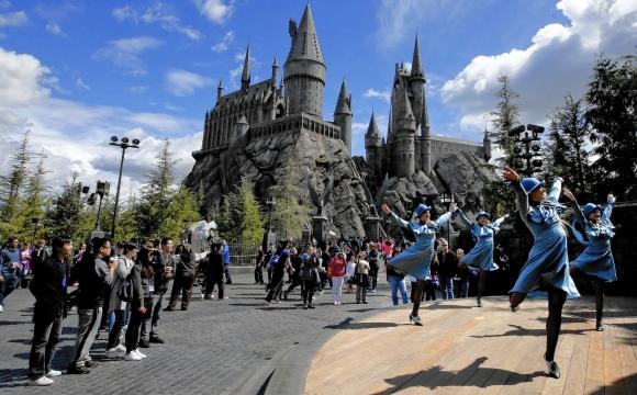 5 nouveautés 2016 à découvrir dans les parcs d'attraction - Un parc d'attraction dédié à Harry Potter