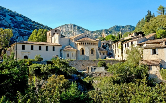 Les 10 plus beaux villages de France - SAINT GUILHEM LE DESERT, Languedoc