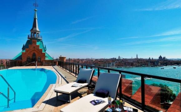 10 hôtels romantiques à Venise - L'hôtel Hilton Molino Stucky Venice