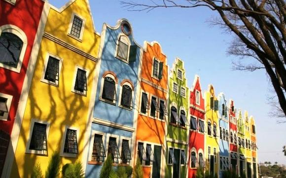 Les 10 plus beaux paysages du Brésil - Les couleurs de Sao Paulo
