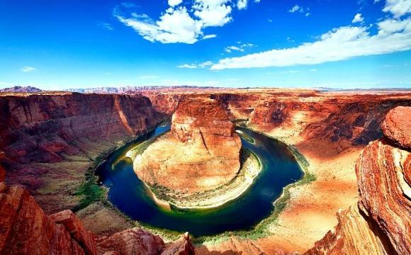 Les 15 plus beaux paysages des Etats-Unis - Horse shoe bend