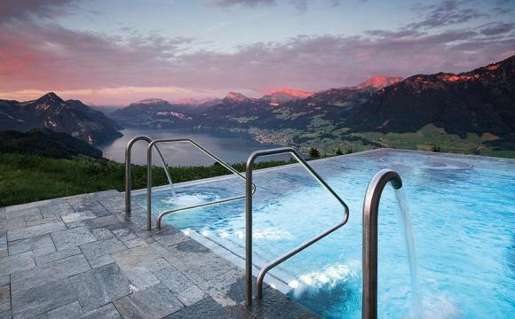 Top 10 des hôtels avec un cadre à couper le souffle - Villa Honegg, près de Lucerne