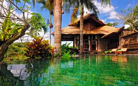 10 raisons de visiter Bali - Un logement confortable et accueillant