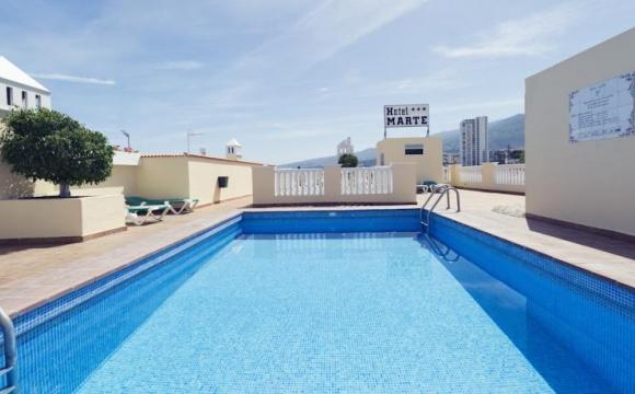 Canaries : 8j/7n vols + hôtel 3* + petits-déjeuners pour - de 231€/pers - Votre hôtel : situé à 4mn à pieds des plages !