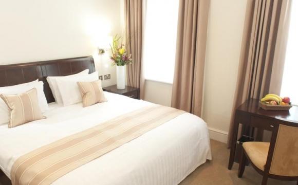 Londres : weekend du jour de l'an, vols + hôtel à - de 280 €/pers - Votre logement : Votre hôtel en plein cœur des quartiers chics !