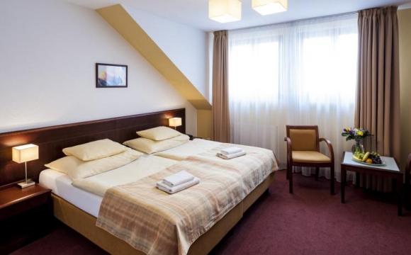 Prague : 3j/2n vols + hôtel pour - de 112€/pers - Votre hôtel situé en plein centre de Prague !