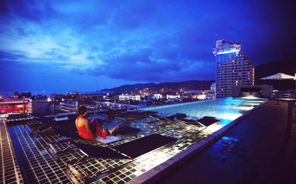 Thaïlande : vols + hôtels 4* pour 8 jours à moins de 800 €/pers - Votre hôtel : The Gig Hôtel 4* à Patong