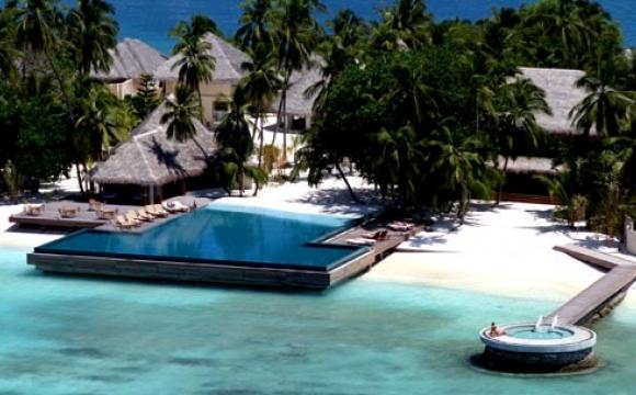 10 hôtels à tester au moins une fois dans sa vie  - Le Huyafen Fushi Resort, Maldives