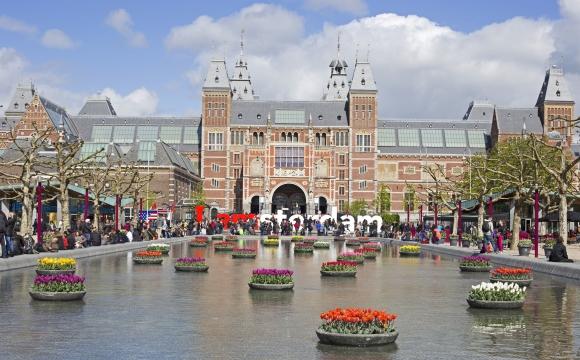 Où partir en avril ? - Amsterdam en avril