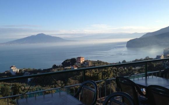 10 hôtels romantiques en Italie - La baie de Naples