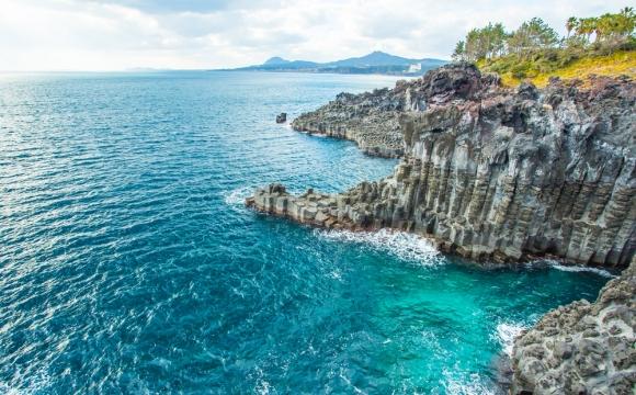 Quelles sont les 7 merveilles du monde ? - L'île de Jeju en Corée du Sud