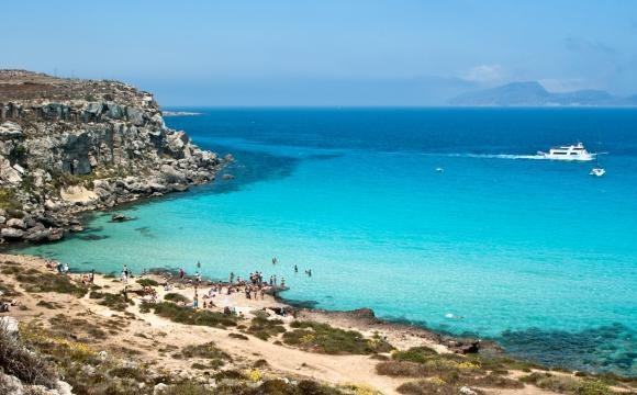 Les 10 plus belles plages de Méditerranée - Île de Favignana, Italie