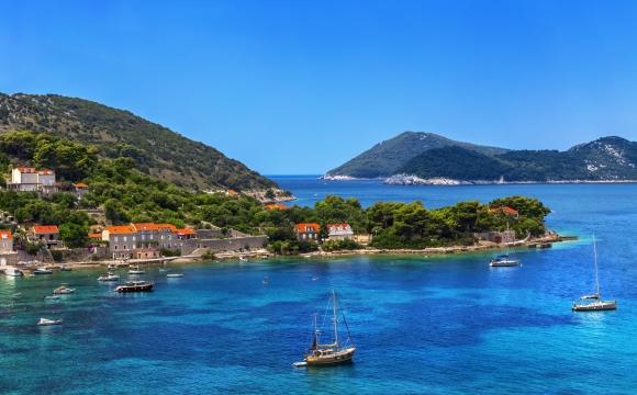 10 visites incontournables en Croatie - Îles Elaphites